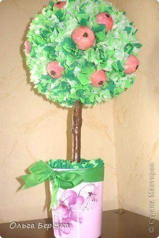 Вот,яблонька получилась))))) фото 2