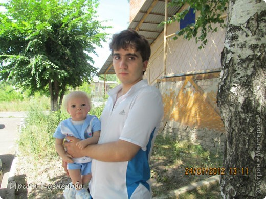 Ну вот,вчера народился новый реборник Карапуз Егорка)) фото 4
