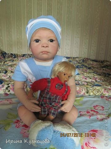 Ну вот,вчера народился новый реборник Карапуз Егорка)) фото 6