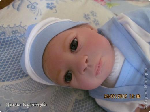 Ну вот,вчера народился новый реборник Карапуз Егорка)) фото 9