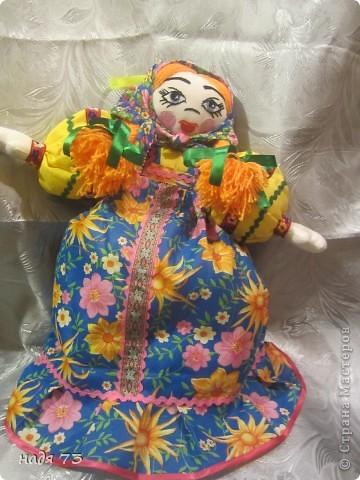 Кукла пакетница. фото 11