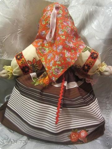 Кукла пакетница. фото 13