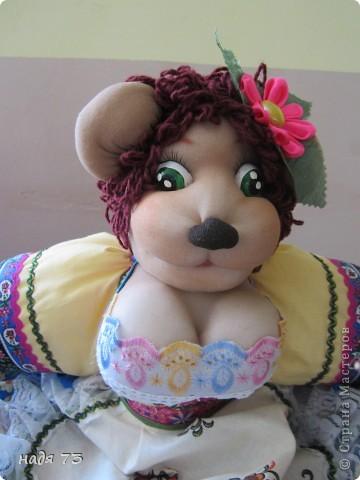 Кукла пакетница. фото 14