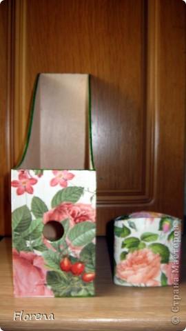 Журнальница в подарок мужу .А за что ?Просто так!)   Использовала : журнальницы из Икеи,салфетки,лак акриловый ,краски акриловые для подрисовки. фото 7