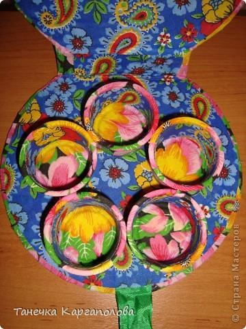 Шкатулочка для разных мелочей. фото 3