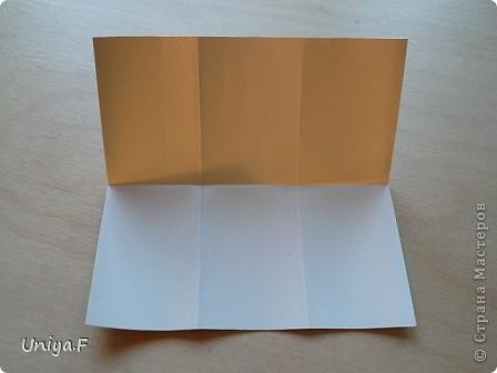 Здравствуйте!  Чтобы не откладывать в долгий ящик, выкладываю туториал на волшебника Мерлина.  Name: Merlin  Designer: Uniya Filonova  Units: 30  Paper: 10*10 cm  Final height: ~ 11,5 cm  Joint: no glue фото 5