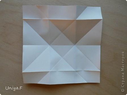 Здравствуйте!  Чтобы не откладывать в долгий ящик, выкладываю туториал на волшебника Мерлина.  Name: Merlin  Designer: Uniya Filonova  Units: 30  Paper: 10*10 cm  Final height: ~ 11,5 cm  Joint: no glue фото 9