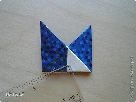 Здравствуйте!  Чтобы не откладывать в долгий ящик, выкладываю туториал на волшебника Мерлина.  Name: Merlin  Designer: Uniya Filonova  Units: 30  Paper: 10*10 cm  Final height: ~ 11,5 cm  Joint: no glue фото 16