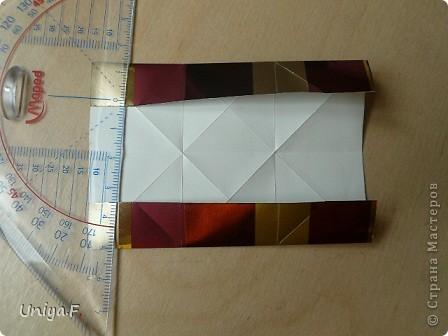 """Это- Жаклин. Почему-то она вам больше понравилась, чем Мерлин. При одинаковом размере бумаги кусудама получается меньше. Паттерн у обоих модулей одинаковый, разница только в горах-долинах.   Name: Jacqueline   Designer: Uniya Filonova  Units: 30  Paper: 10*10 cm  Final height: ~ 9,5 cm  Joint: no glue Variation of this model <a href=""""http://www.flickr.com/photos/79348234@N06/7564310502/in/photostream/"""">www.flickr.com/photos/79348234@N06/7564310502/in/photostr...</a>  модель принимала участие во флешмобе http://stranamasterov.ru/node/404901?tid=2168%2C850 фото 6"""