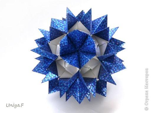 Здравствуйте!  Чтобы не откладывать в долгий ящик, выкладываю туториал на волшебника Мерлина.  Name: Merlin  Designer: Uniya Filonova  Units: 30  Paper: 10*10 cm  Final height: ~ 11,5 cm  Joint: no glue фото 1