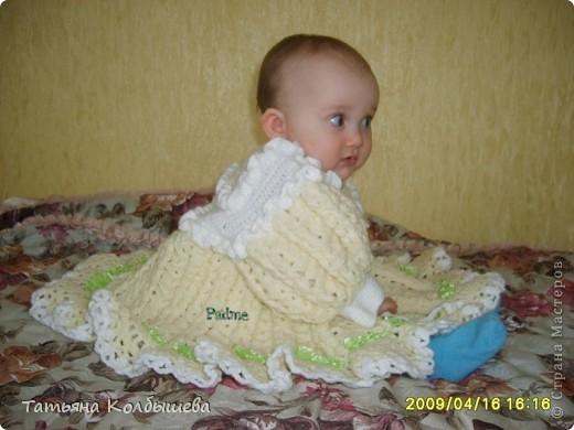 Пальтишки для дочурки фото 1