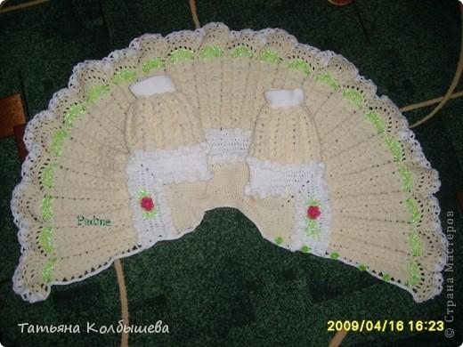 Пальтишки для дочурки фото 2
