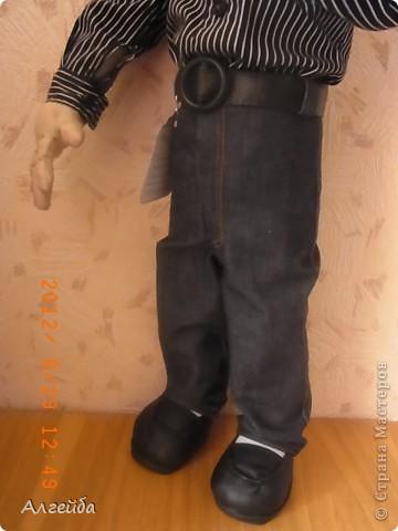 Домовенок-хранитель дома.... Имя не дала,уехал в город Киров на постоянное место жительства! фото 7