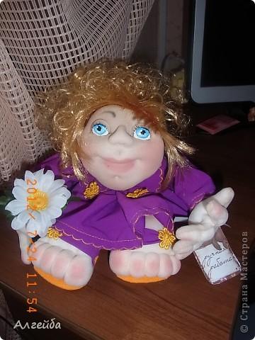Златокудрая Катерина.... фото 2