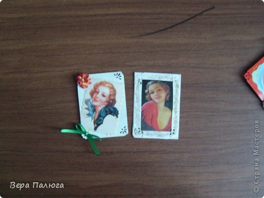 винтажные дамы фото 2