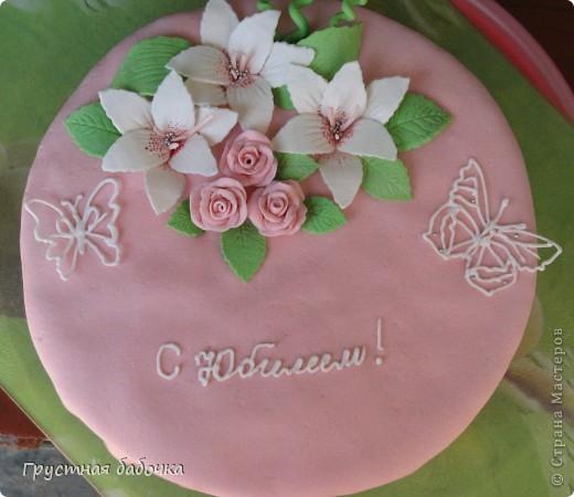 Здравствуйте, дорогие мои! Огромное спасибо Танюше http://stranamasterov.ru/user/97658   за помощь в создании этого тортика! Много недочетов, которые учту в следующий раз.  фото 2