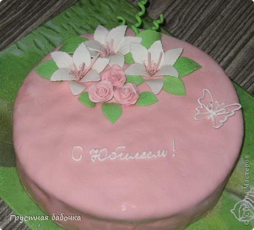 Здравствуйте, дорогие мои! Огромное спасибо Танюше http://stranamasterov.ru/user/97658   за помощь в создании этого тортика! Много недочетов, которые учту в следующий раз.  фото 1
