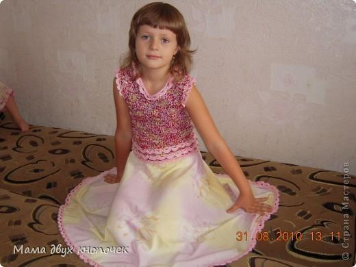 Венок для доции Викули на роль Весны в школе на праздник Масленицы фото 6