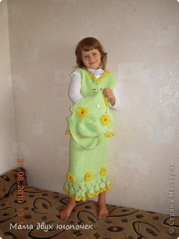 Венок для доции Викули на роль Весны в школе на праздник Масленицы фото 12