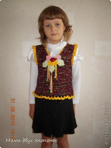 Венок для доции Викули на роль Весны в школе на праздник Масленицы фото 8