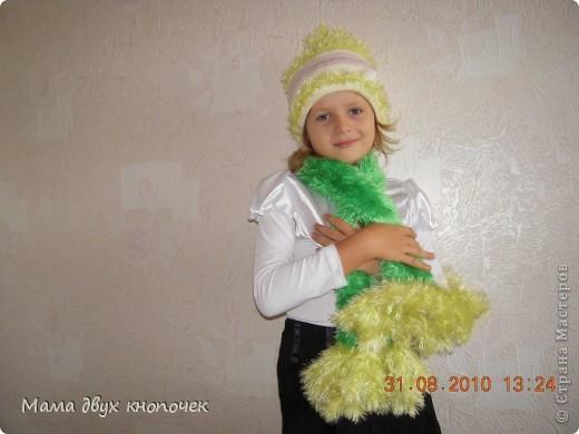 Венок для доции Викули на роль Весны в школе на праздник Масленицы фото 10