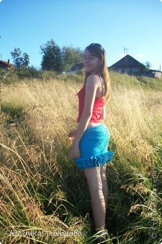 Здравствуйте Дорогие Мастера!!! Представляю Вам мою юбочку с рюшами...  Участвую в конкурсе фотографий.  фото 13