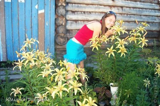 Здравствуйте Дорогие Мастера!!! Представляю Вам мою юбочку с рюшами...  Участвую в конкурсе фотографий.  фото 14
