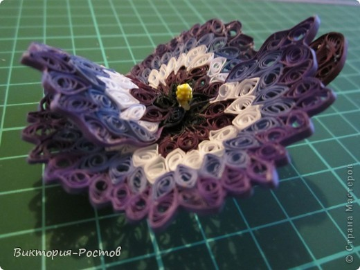 Сказочный цветок МК фото 15