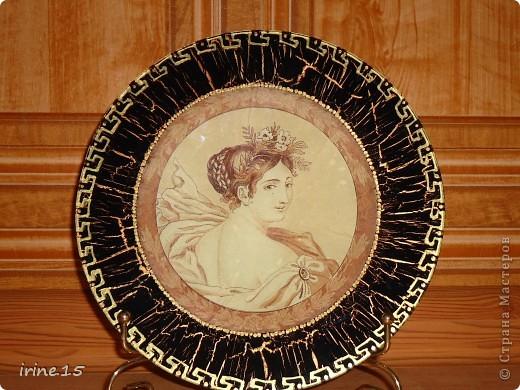И еще одна тарелочка... фото 2