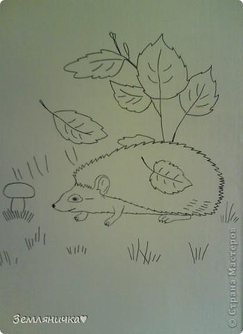 Очень люблю рисовать.Что-то выдумывать я не умею,умею только срисовывать. Рисунки далеко не идеальны,зато их рисование приносит колоссальное удовольствие :)  Просто ужасно получалась рука мальчика.Руки пока не получается рисовать. фото 7
