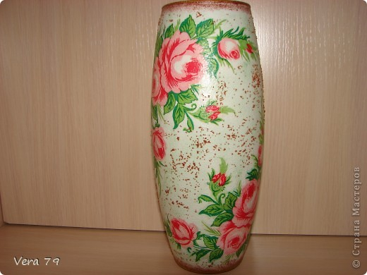 Набор ваз делался на подарок фото 4