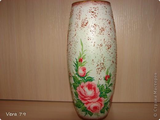 Набор ваз делался на подарок фото 5