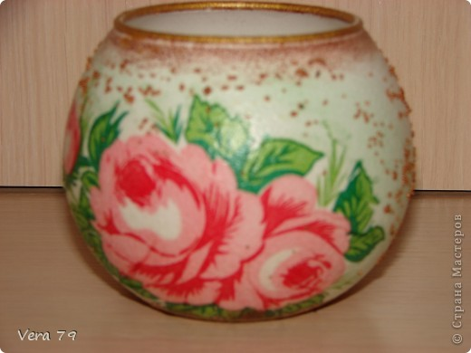 Набор ваз делался на подарок фото 6