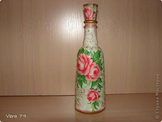 Набор ваз делался на подарок фото 14