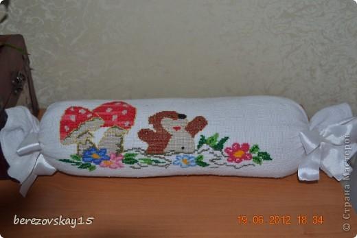 Подушечки-конфетки для моей доченьки. фото 2