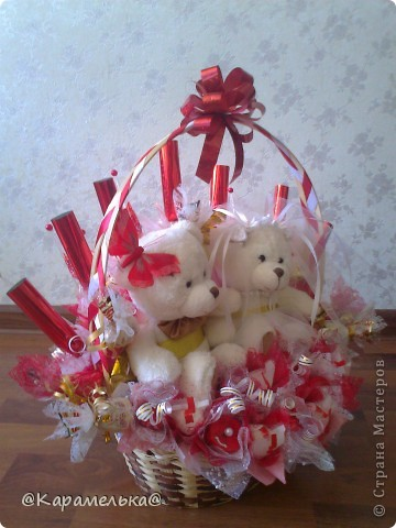 Свадебные мишки фото 4