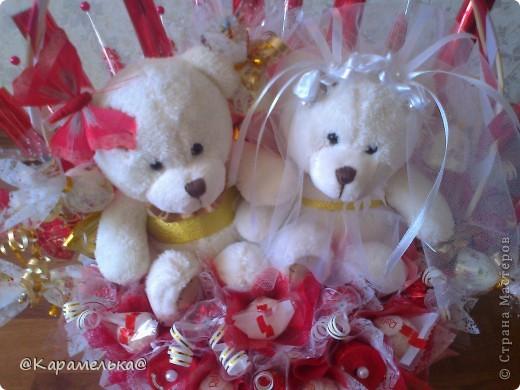 Свадебные мишки фото 3
