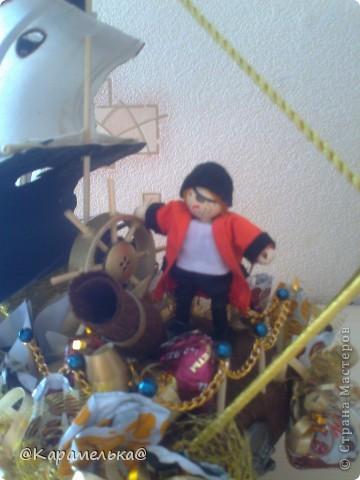 Пиратский корабль фото 4