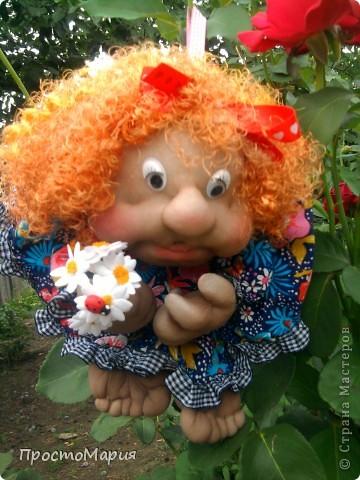 Тётя Фрося - моя первая кукляшка))) фото 1