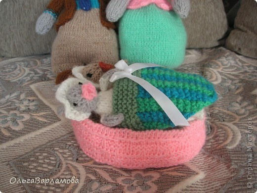 Семья зайцев фото 2