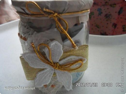 Для сладкой жизни молодых сделала букетик из конфет.... а конфетки вкуууусные. фото 4