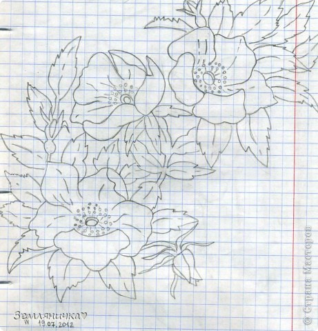 Очень люблю рисовать.Что-то выдумывать я не умею,умею только срисовывать. Рисунки далеко не идеальны,зато их рисование приносит колоссальное удовольствие :)  Просто ужасно получалась рука мальчика.Руки пока не получается рисовать. фото 3