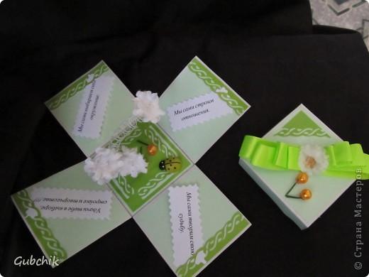 Коробочки с сюрпризом от новичка. фото 5