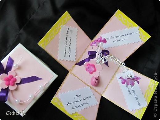 Коробочки с сюрпризом от новичка. фото 3