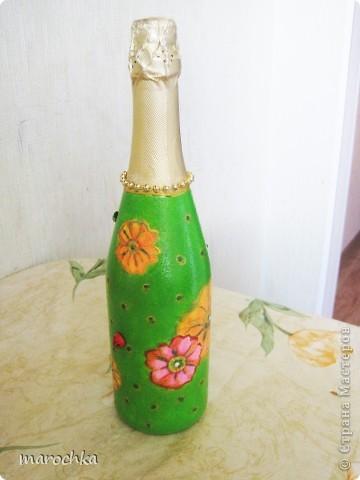 Бутылка в подарок подружке фото 1