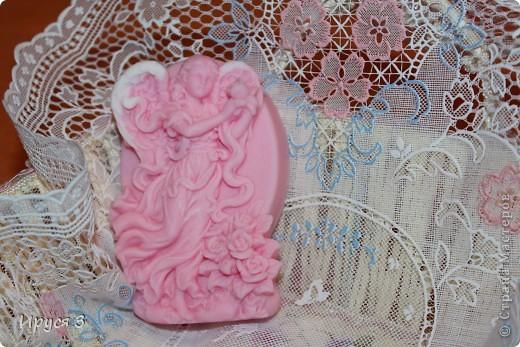 Мыльце сварила из основы , добавила хлопковое масло и аромат цветущей липы -)))  фото 11