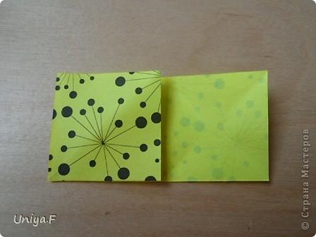 Здравствуйте все-все-все!!!  Сегодня по-быстрому выложу туториал на очередной шипастик.  Name: Donna Flor  Designer: Uniya Filonova  Units: 30  Paper: 4*12 cm (1:3) Final height: ~ 9 cm  Joint: no glue  Опытным путем доказано, что из бумаги меньшего размера (3*9 например) сделать кусудаму непросто, лепестки получаются очень маленькими и раскрываются с большим трудом. фото 4