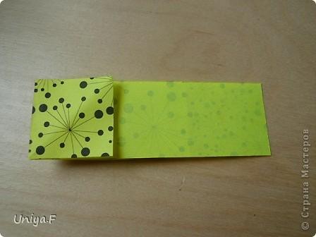 Здравствуйте все-все-все!!!  Сегодня по-быстрому выложу туториал на очередной шипастик.  Name: Donna Flor  Designer: Uniya Filonova  Units: 30  Paper: 4*12 cm (1:3) Final height: ~ 9 cm  Joint: no glue  Опытным путем доказано, что из бумаги меньшего размера (3*9 например) сделать кусудаму непросто, лепестки получаются очень маленькими и раскрываются с большим трудом. фото 7