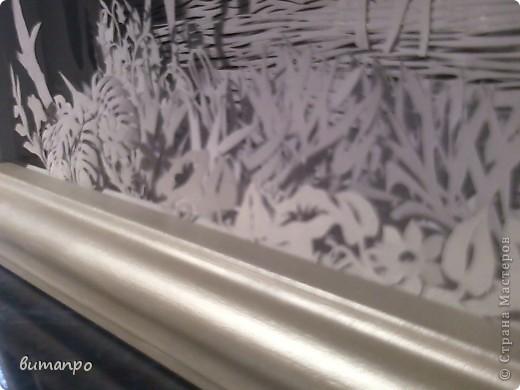 Картина панно рисунок Валентинов день День матери День рождения День семьи Бумажный туннель Вырезание Сказочный пейзаж   Бумага Картон Клей фото 52
