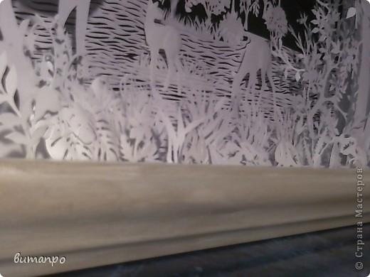 Картина панно рисунок Валентинов день День матери День рождения День семьи Бумажный туннель Вырезание Сказочный пейзаж   Бумага Картон Клей фото 53